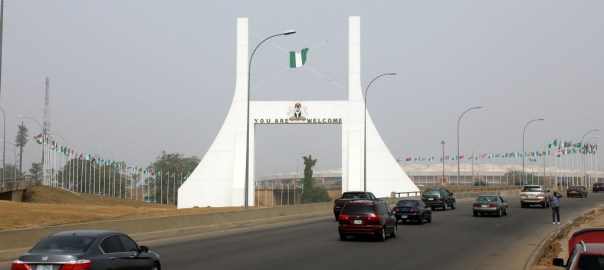 Abuja City Gate.