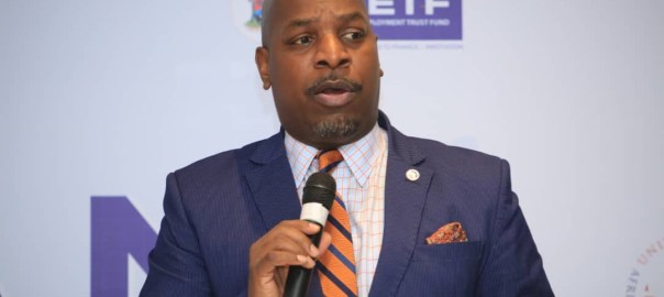 The president/CEO of the United States African Development Foundation, C.D Glin