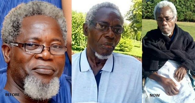 Ailing Nollywood actor, Victor Olaotan requires N91m to complete his stem cell treatment