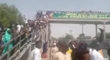 Buhari Visit to Maiduguri