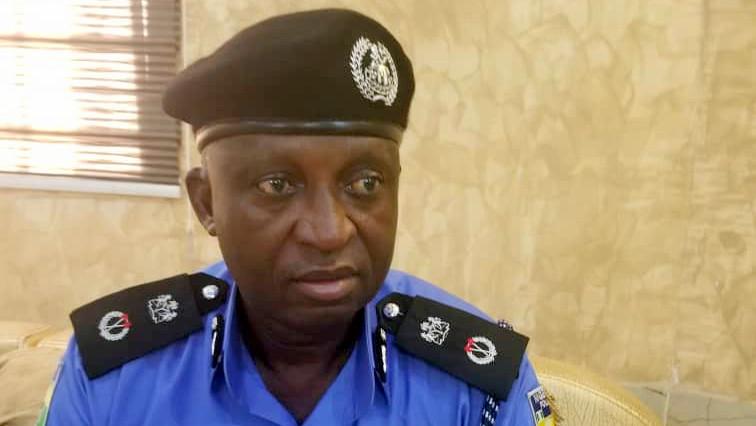 Commissioner of Police Lagos State, Hakeem Odumosu