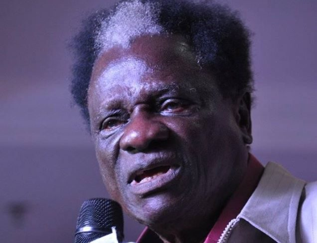 Doyen of highlife music in Nigeria, Victor Olaiya, died on Wednesday in Lagos. Photo by Bimbo Esho