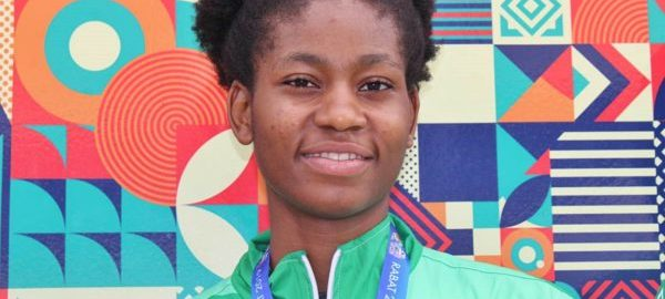 Elizabeth Anyanacho. CREDIT: ACL Sports]