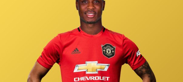 Nigerian striker Odion Ighalo joins Manchester United