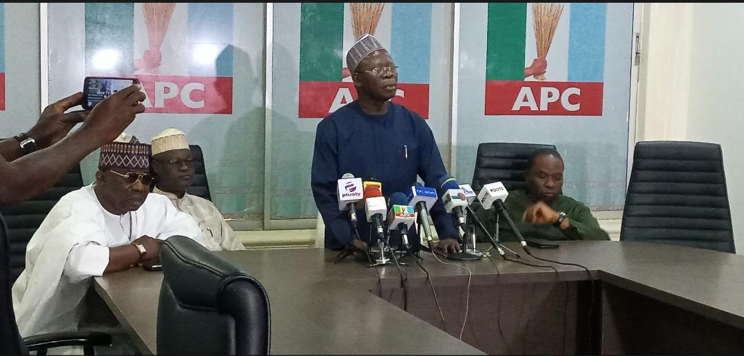 Bayelsa Governorship: APC berates INEC for declaring Diri winner