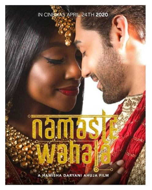 Namaste Wahala is a romantic comedy collaboration between Nollywood and Bollywood