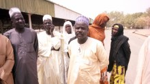 IDPs protest food shortage in Adamawa camps'.