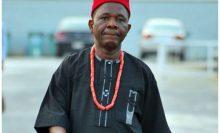 Veteran Nollywood actor, Chinwetalu Agu