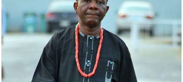 Veteran Nollywood actor, Chinwetalu Agu