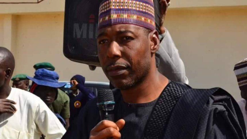 Governor of Borno State, Babagana Zulum [PHOTO: Thecable.ng]