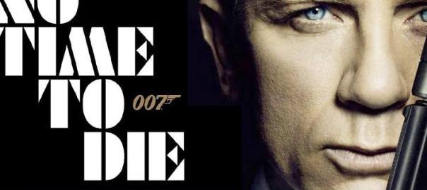 James Bond movie 'No Time to Die'