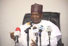Minister of Environment, Mohammed Abubakar