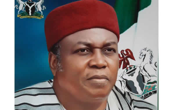 Why I was absent from Taraba for 87 days - Governor Darius