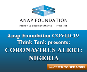 ANAP Foundation advert
