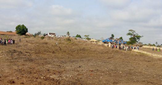 Other residences damaged