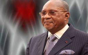 former President of the Republic of Congo