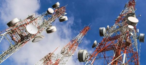 telecoms mast