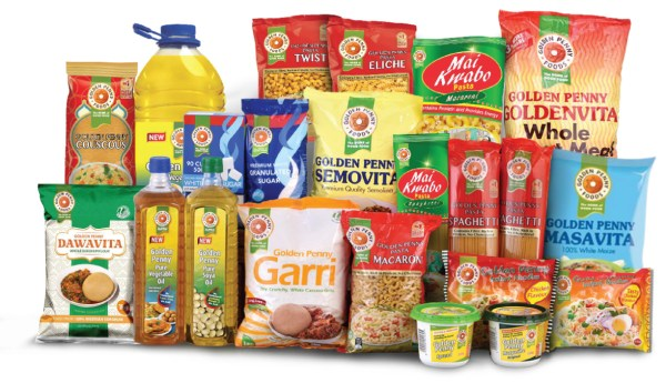 Products from Flour Mills of Nigeria