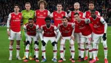 Arsenal Team [PHOTO CREDIT: Worldfootball]