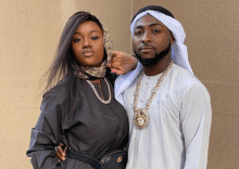 DMW CEO Davido, and his fiancee Chioma. [PHOTO CREDIT: Official Instagram page of Davido]