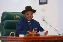 Governor Udom Emmanuel of Akwa Ibom state.[PHOTO CREDIT: @MrUdomEmmanuel]