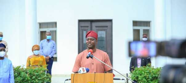 Seyi Makinde, Oyo State Governor [PHOTO CREDIT: @seyiamakinde]