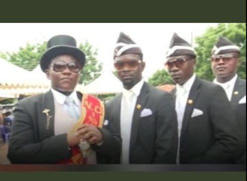 GHANAIAN PALL BEARERS (Credit: bbc.com)
