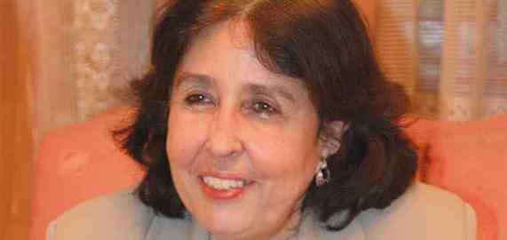 Cuban Ambassador to Nigeria, Clara Escandell