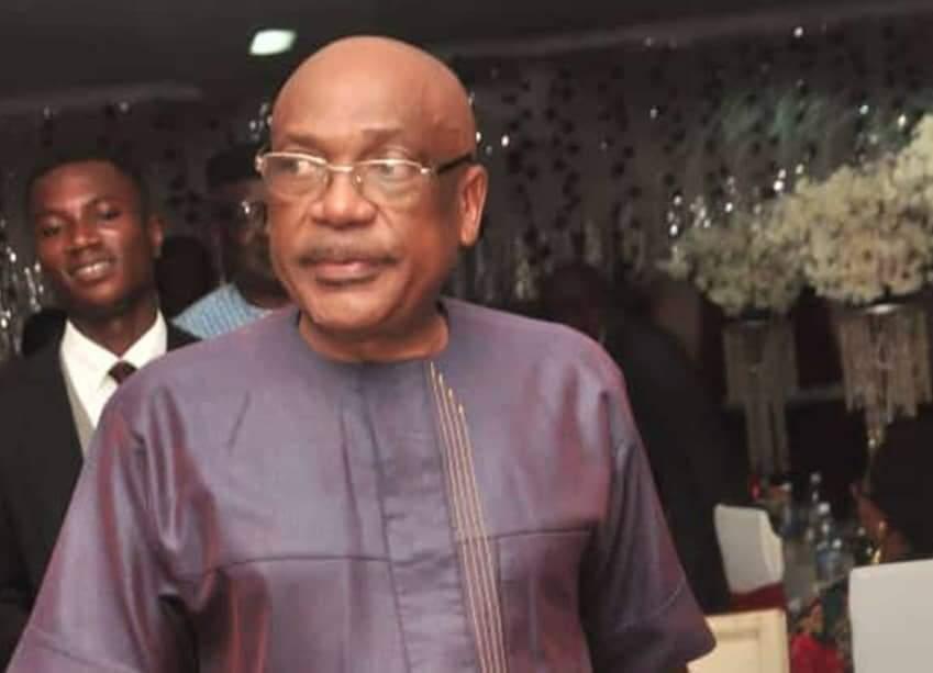 The Enugu State commissioner for health, Anthony Ugochukwu
