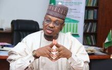 Minister of Communication, Dr Isa Ali Pantami
