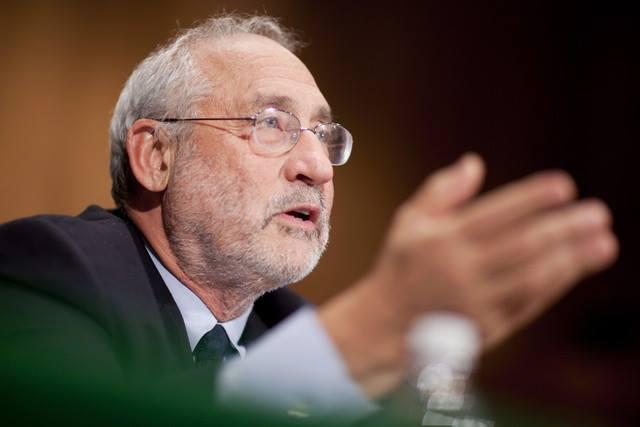 Joseph Stiglitz, an American economist and a professor at Columbia University, New York. [PHOTO CREDIT: Facebook page of Joseph Stiglitz]