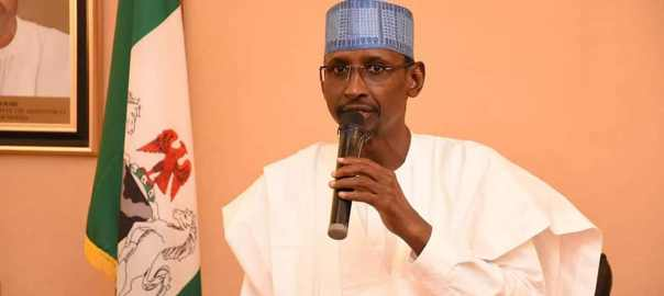 Minister of the FCT, Muhammad Bello