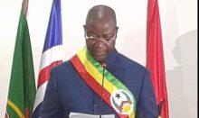 Nuno Gomes Nabiam, Guinea Bissau's Prime Minister