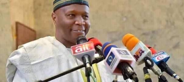 Governor of Gombe State, Inuwa Yahaya