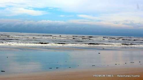 Ibeno beach, Akwa Ibom