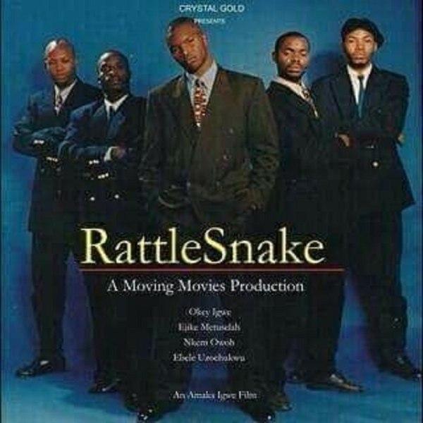 RattleSnake original poster
