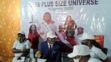 Beauty pageant for 'plus size' women launched in Nigeria.