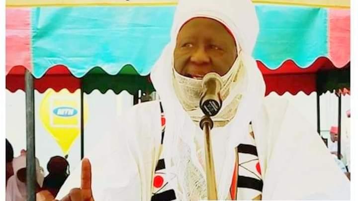 KANO: Late Alh. Dr. Wada Waziri Ibrahim. Sarkin Ban Bichi, Hakimin Dambatta. [PHOTO CREDIT: Dambatta Reportes]
