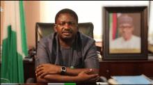 Femi Adesina, the spokesperson to President Muhammadu Buhari