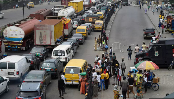 Commuters in Lagos State [Photo: France24]