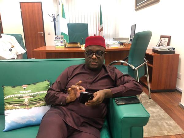 Babajimi Benson, Chaiman House of Representatives Committee on defense during an interview with PREMIUM TIMES.