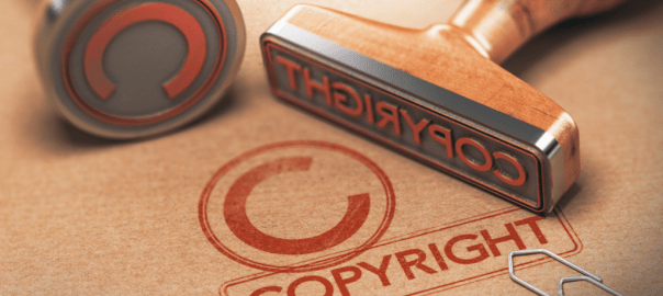 Copyright stamp [PHOTO: CIKD]
