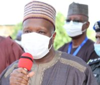 Gombe discharges another batch of 153 almajiris after 2 weeks quarantine (Photo credit: Gombe State Government)