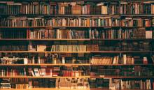 A library used to illustrate story [PHOTO CREDIT: Unsplash]