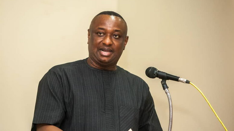 Festus Keyamo, Minister of State Labour and Employment [Photo: Pulse.ng]