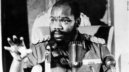Colonel Chukwuemeka Odumegwu Ojukwu