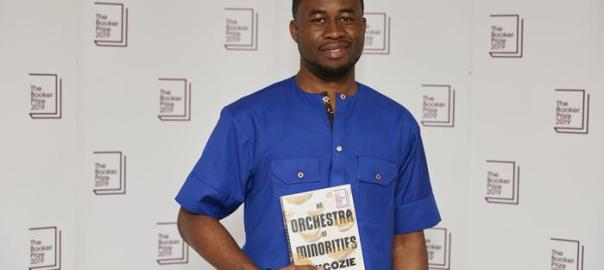 Chigozie Obioma, won the 2020 Internationaler Literaturpreis Award through the German translation of his second novel, 'An Orchestra of Minorities'.