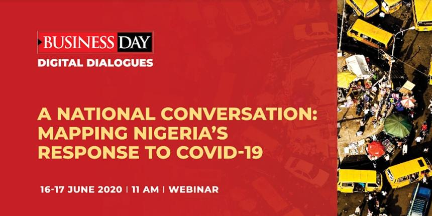 National Conversation on Mapping Nigeria's response to Covid-19