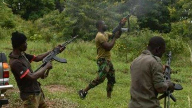 Armed bandits [PHOTO CREDIT: The Guardian Nigeria]