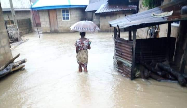 Flood sacks thousands from Ebonyi community - Premium Times